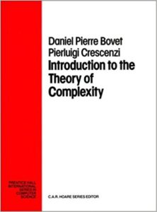 Introduction to the Theory of Complexity